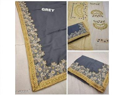 Inaaya Contemporary Rangoli Silk Embroidered Sarees